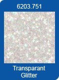 Starform - Adhesive Sheet - XL : Transparant glitter - 6203.751