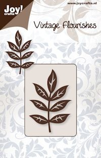 Joy! crafts - Noor! Design - Die - Vintage Flourishes - Blad