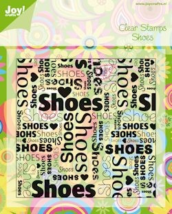 Joy! crafts - Noor! Design - Clearstamp - Shoes - 6410/0028