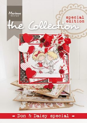 Marianne Design - The Collection - Don & Daisy Special #1