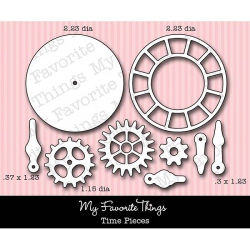 My Favorit Things - Die-namics - Die - Time pieces