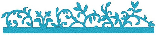 Crafts-Too - Die - Cutting & Embossing - Border Branches - CTDI7085
