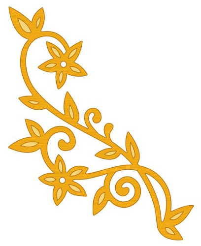 Crafts-Too - Die - Cutting & Embossing - Beautiful Branches - CTDI7090