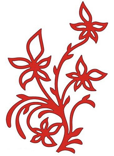 Crafts-Too - Die - Cutting & Embossing - Beautiful Branches - CTDI7094
