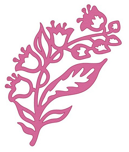 Crafts-Too - Die - Cutting & Embossing - Beautiful Branches - CTDI7095