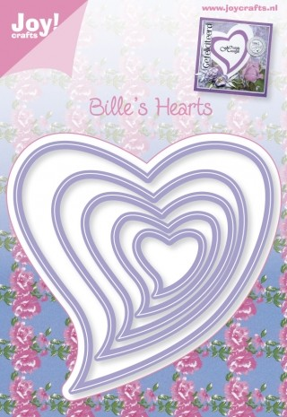 Joy! crafts - Die - Bille`s Hearts