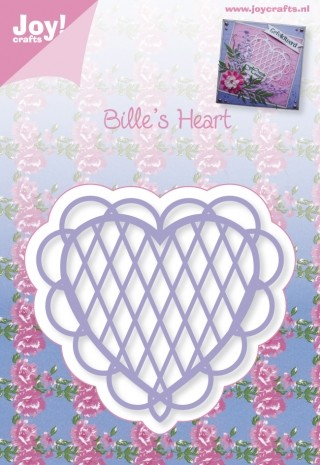 Joy! crafts - Die - Bille`s Heart