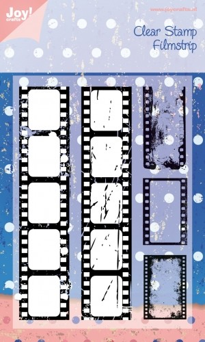 Joy! crafts - Noor! Design - Clearstamp - Filmstrip - 6410/0077