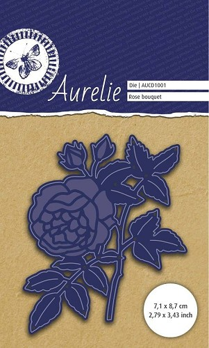 Aurelie - Die - Rose Bouquet - AUCD1001