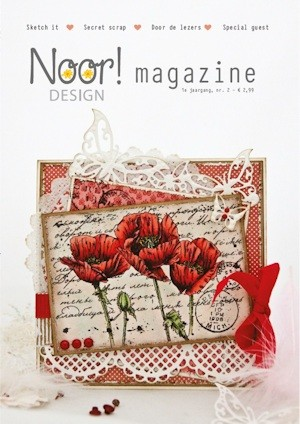 Joy! crafts - NOOR Magazine - editie april 2014 - 9000/0101