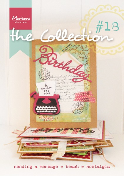 Marianne Design - The Collection - No. 18 - CAT1318