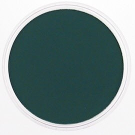 Pan Pastel: Phthalo Green Extra Dark