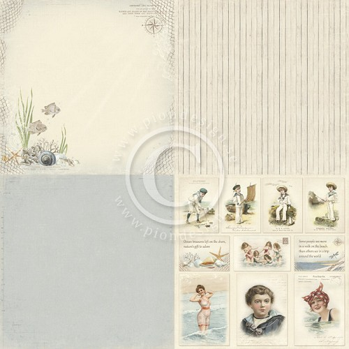 Pion Design - Shoreline Treasures - Bottom of the sea - PD4703