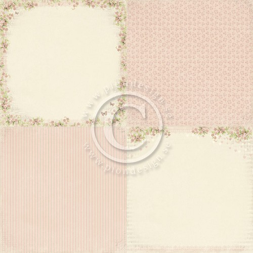 Pion Design - Sweet Baby - Pink forget me not