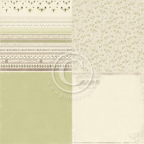 Pion Design - A Day in May - Borders - PD4505