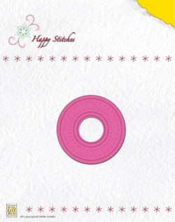 Nellie Snellen - Die - Happystitch - Circle