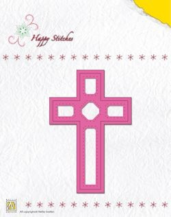 Nellie Snellen - Die - Happystitch - Cross