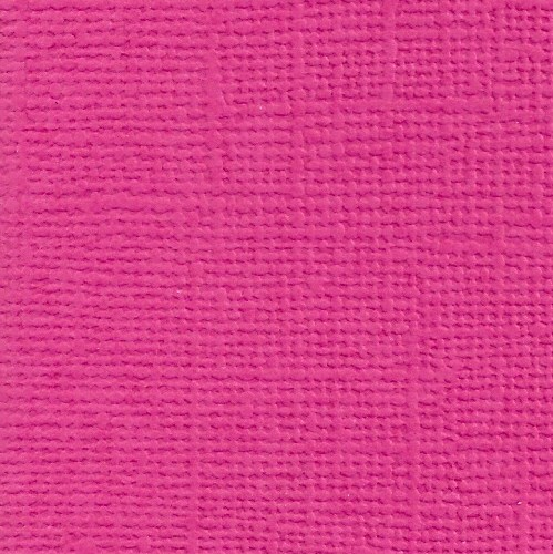 Pickup - Linnenkarton - 305 x 305mm - Basic: Fuchsia - 2071
