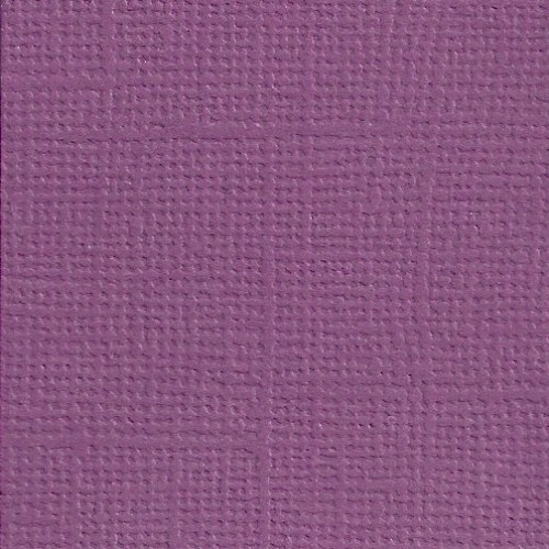 Pickup - Linnenkarton - 305 x 305mm - Basic: Purple - 2085