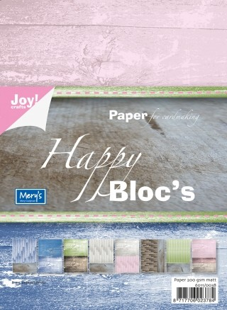 Joy! crafts - Paperpack - Happy