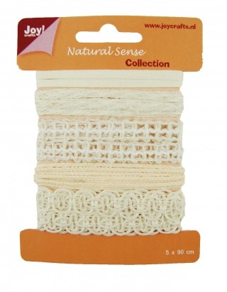 Joy! crafts - Ribbon - Natural sense - Collection 2 - set 1 - 6300/0324