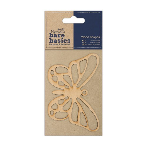 Papermania - Bare Basics - Butterfly - PMA174606