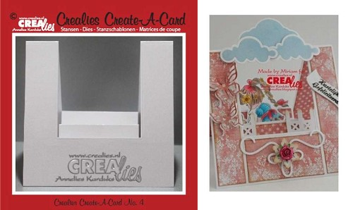Crealies - Die - Create-A-Card - CCAC04