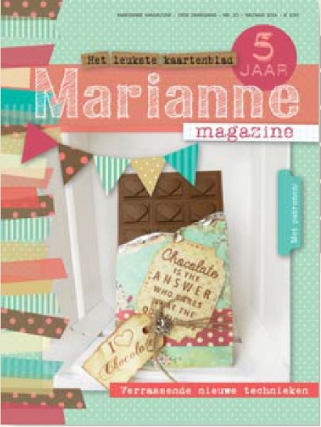 Marianne Design - Marianne Doe - Magazine No. 23 - DOE23