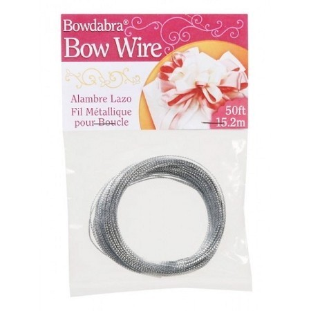 Bowdabra - Bow Wire: zilver - BOW3040