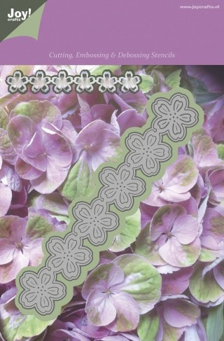 Joy! crafts - Lin & Lene Design - Die - Bloem 5 blad - 1201/0087