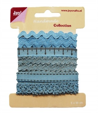 Joy! crafts - Handmade Ribbon - Collection 2 - set 1 - 6300/0332
