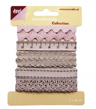 Joy! crafts - Handmade Ribbon - Collection 2 - set 3 - 6300/0334