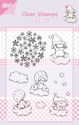 Joy! crafts - Clearstamp - Baby - 6410/0320