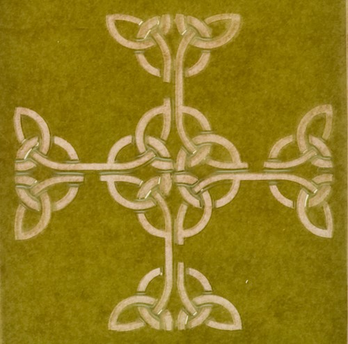 Delta Creative - Maskingstencil - Celtic Cross - 957720012