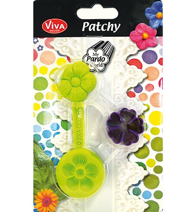Viva Decor - Siliconenvorm - Patchy Boterbloem - 9302 037 00