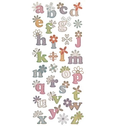 Joy! crafts - 3D Multi Layer Stickers - 6013/0254