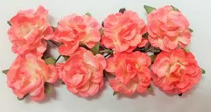 ScrapBerry`s - Paper Flowers - Clove: Light pink - SCB280404