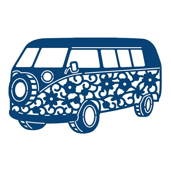 Tattered Lace - Die - Camper Van