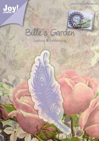 Joy! crafts - Die - Bille`s Garden - Veer