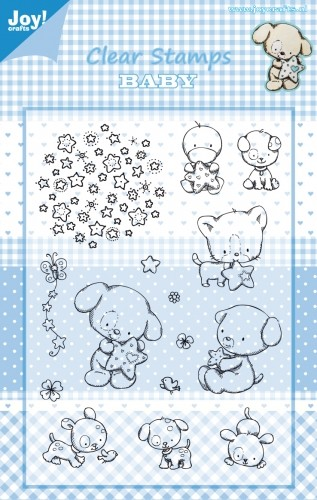 Joy! crafts - Clearstamp - Baby - 6410/0322