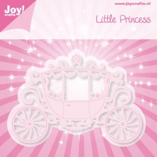 Joy! crafts - Noor! Design - Die - Little Princess - Koets