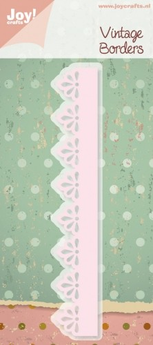 Joy! crafts - Noor! Design - Die - Vintage borders