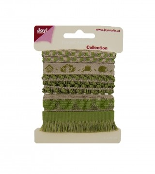 Joy! crafts - Ribbon - Forest Friend collection 1 - set 4 - 6300/0339