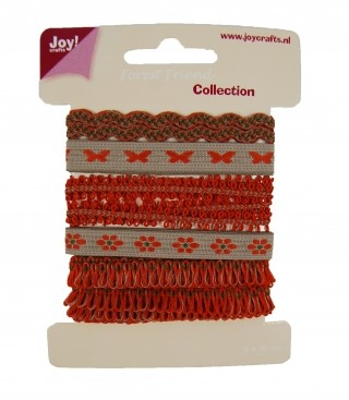 Joy! crafts - Ribbon - Forest Friend collection 2 - set 2 - 6300/0341