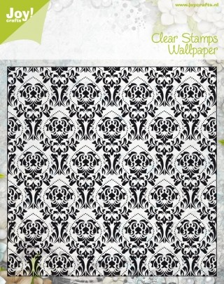 Joy! crafts - Noor! Design - Clearstamp - Old Wallpaper - 6410/0302