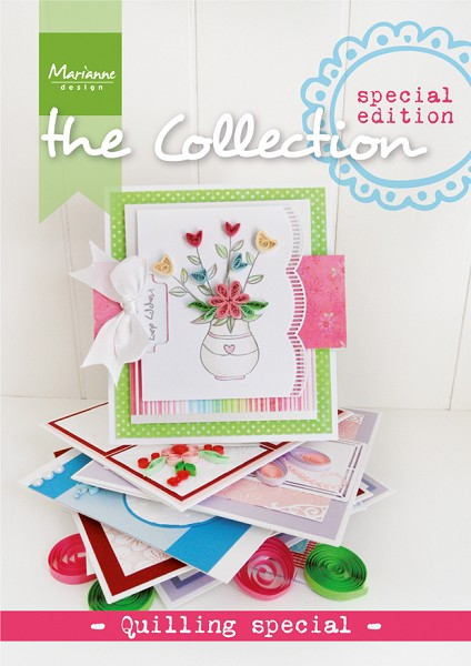 Marianne Design - The Collection - Quilling Special - CATFG01