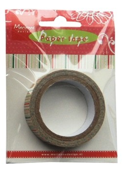 Marianne Design - Paper tape - Christmas Stripes - PT2320