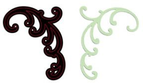 Crafts-Too - Die - Cutting & Embossing - Scroll