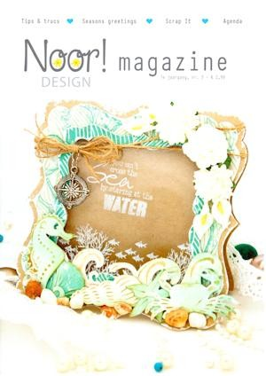 Joy! crafts - NOOR Magazine - editie juli 2014 - 9000/0102