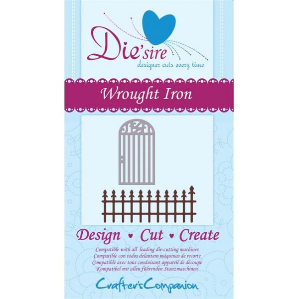 Die`sire - Die - Wrought Iron
